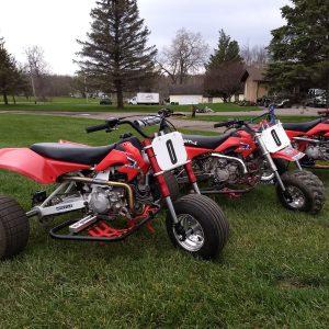 Mini Trikes